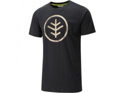 WYCHWOOD Icon T-Shirt Black