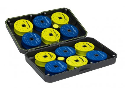 hlr eva spool storage case small open