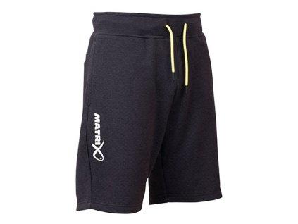 matrix grey lime jogger shorts angled
