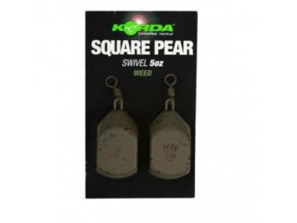 Korda Flas Pear Swivel Blister 550x550