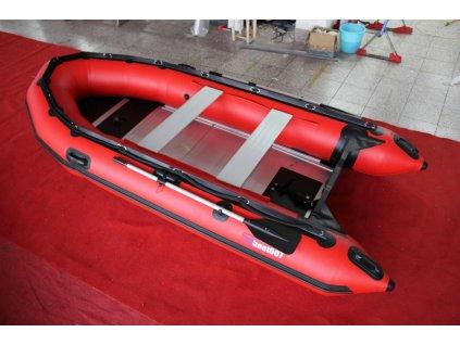 nafukovaci cluny cervene cmd pro 380 boat007 1