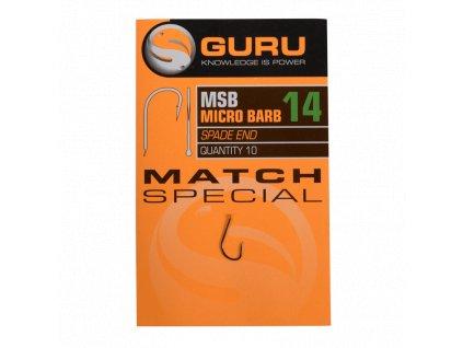 GMSB Guru Match Special Barbed