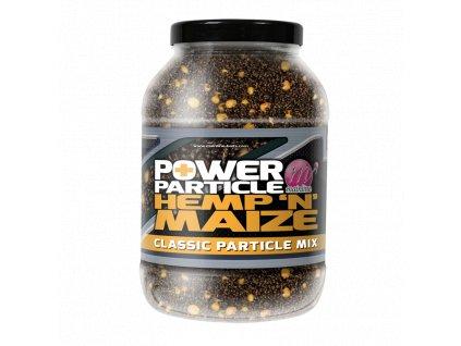 M37018 Power Plus Particles Hemp 'N' Maize