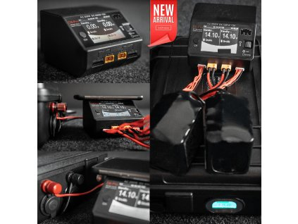 0003936 dual pro black edition quickcharger