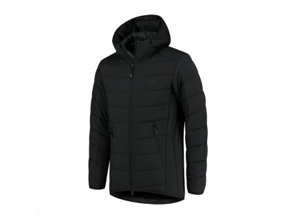 KCL466 KORE Thermolite Puffer Jacket Black Side R