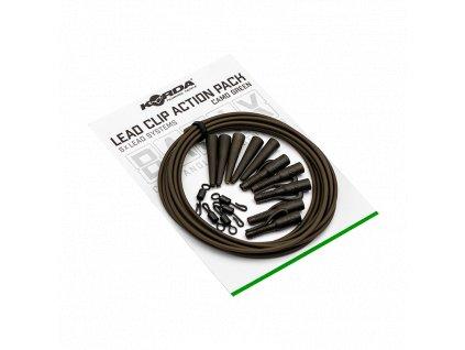 KBX021 Basix Lead Clip Action Pack 2