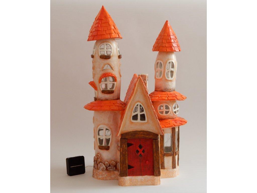 Oranžový dům
