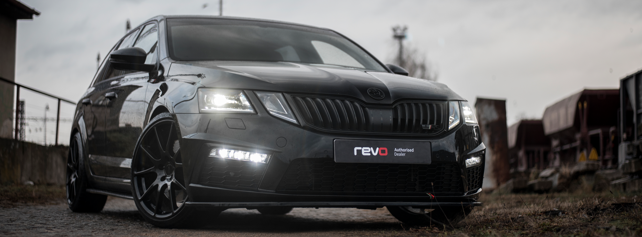 Revo Octavia RS