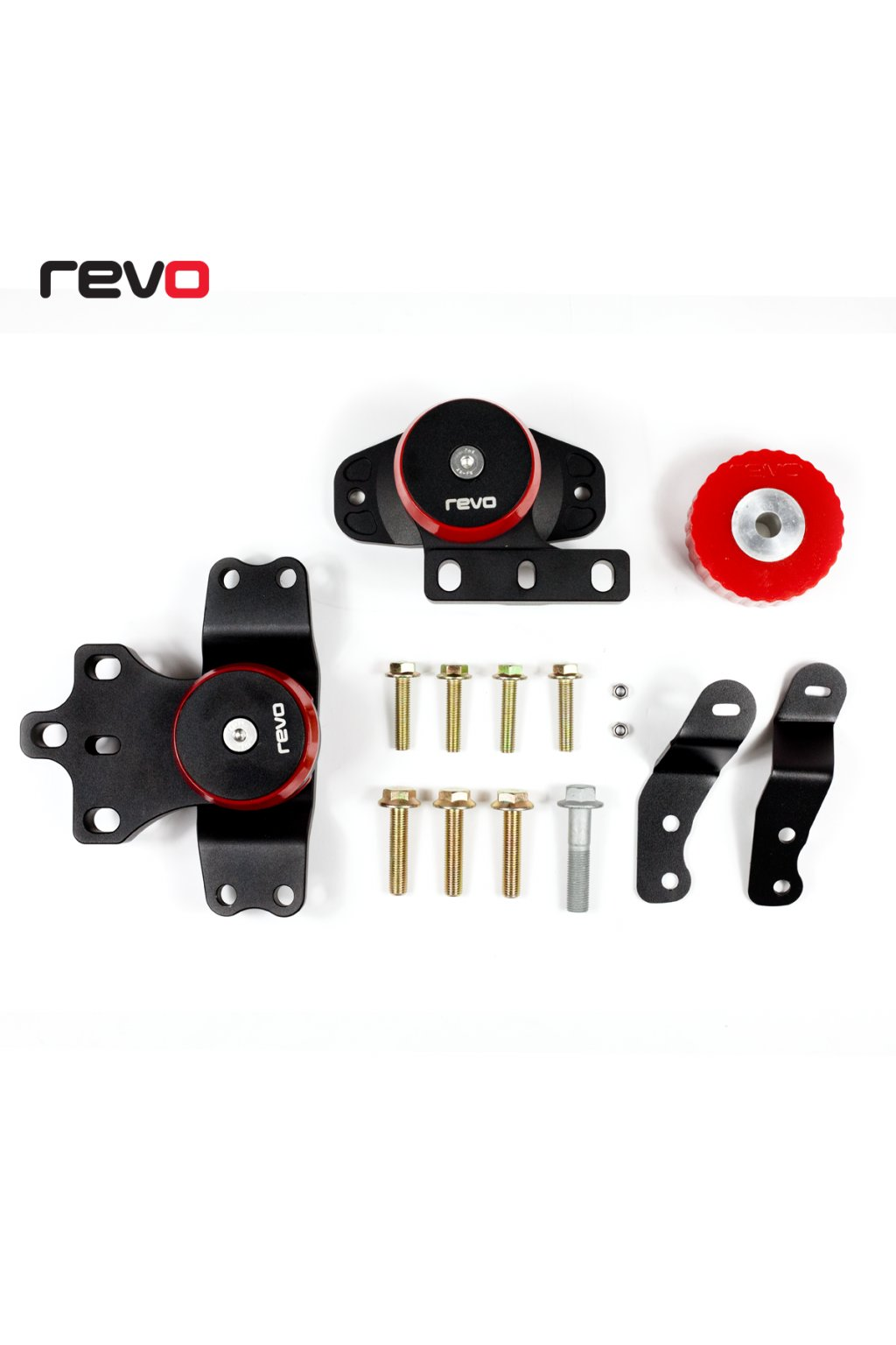 Revo MQB Motor Mount Full Set with Install Tool