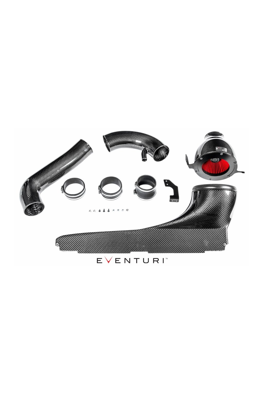 RS3 eventuri intake components