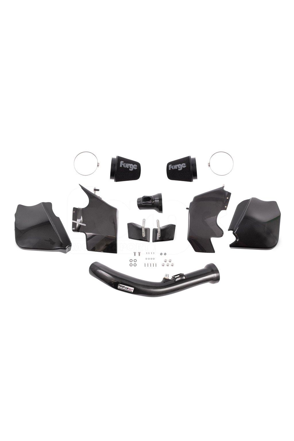 Carbon Fibre Induction Kit for BMW M4 30L Twin Turbo 36961jpeg