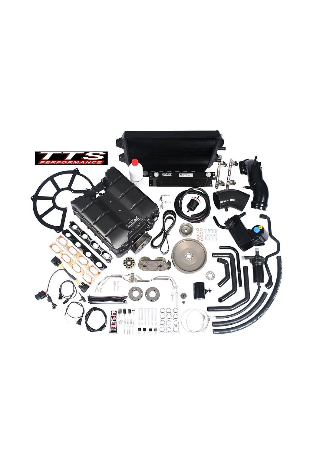 TTS Performance  Audi B7 RS4 4.2 FSI V8 Kompresor kit