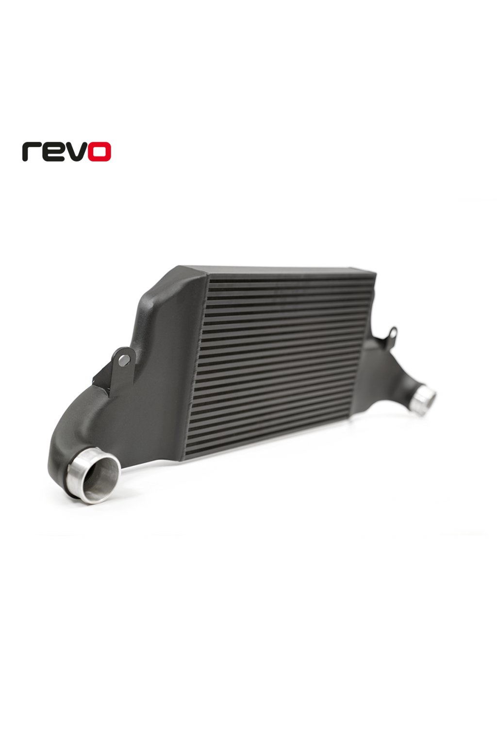 RA551M100400 RS3 Intercooler End logo
