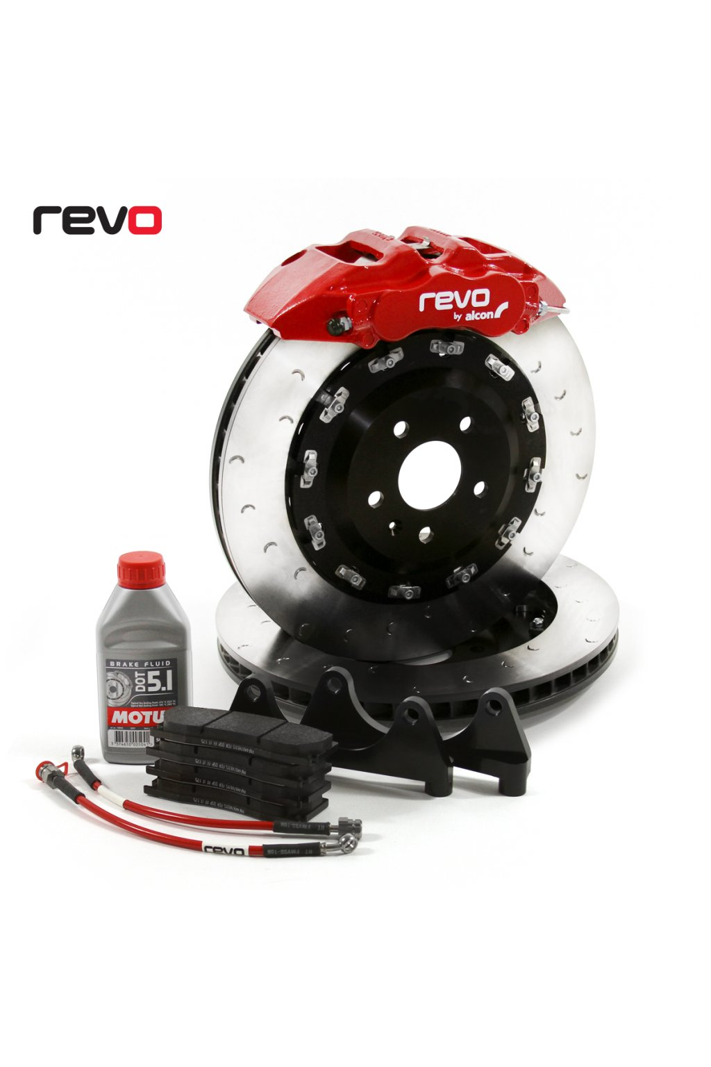 Revo Big Brake Kit 6 Pot (4)