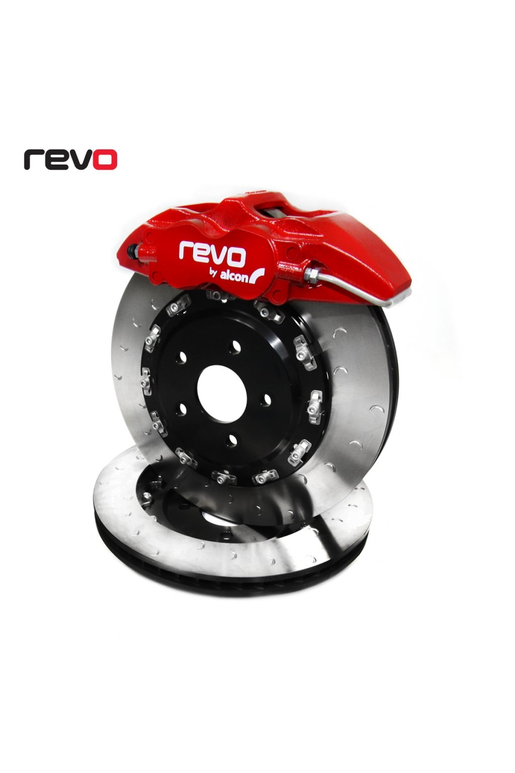 Revo BBK 4 Pot Disc and Caliper (2)