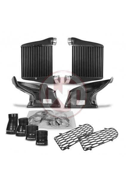 Wagner Tuning intercooler kit EVO2 Audi RS4 B5