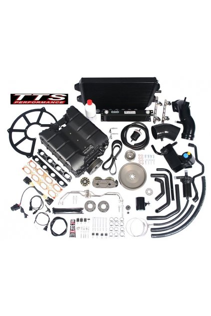 TTS Performance  Audi B7 RS4 4.2 FSI V8 Kompresor kit