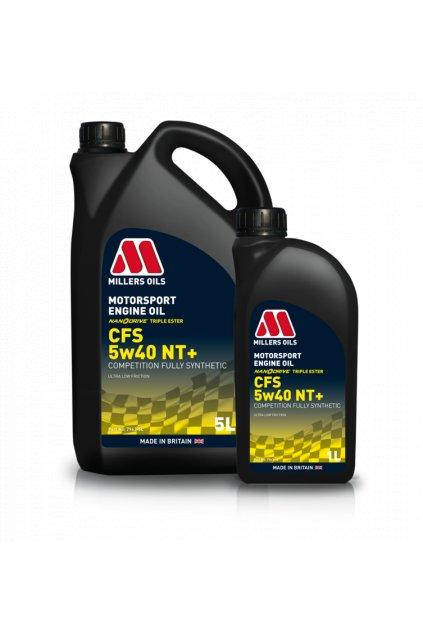 Millers Oils CFS 5w40 NT+