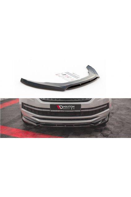eng pl Front Splitter Skoda Kodiaq Mk1 Sportline RS 9380 6