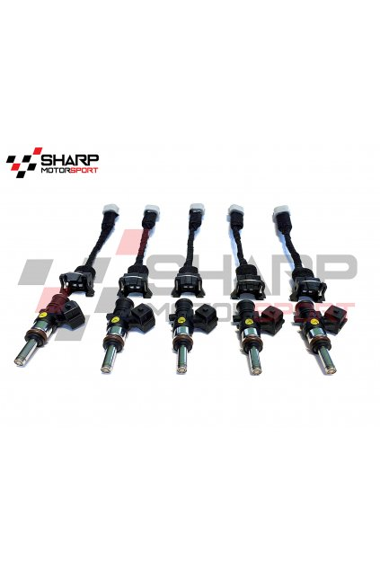 sharp motorsport 2 5 injectors looms small