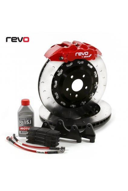 Revo brzdový kit Audi C7 4G