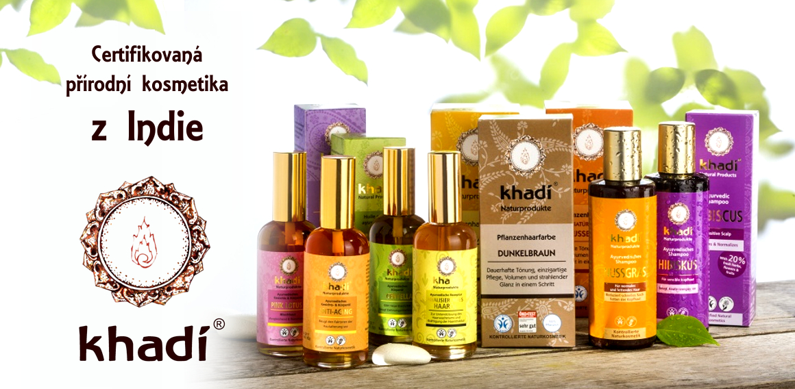 Kosmetika Khadí