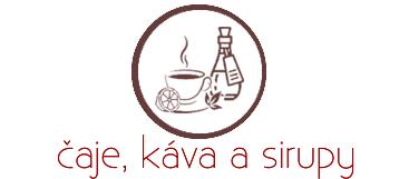 Čaje, káva, sirupy