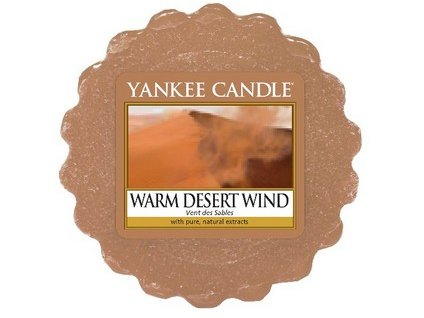 Yankee Candle vosk do aromalampy WARM DESERT WIND  22 g