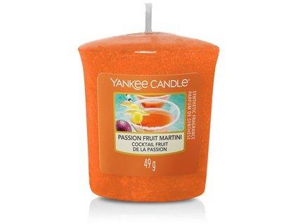 Vonná svíčkaYankee Candle votivní svíčka  PASSION FRUIT MARTINI  49 g