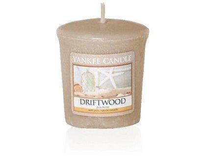 Vonná svíčka Yankee Candle votivní svíčka DRIFTWOOD 49 g