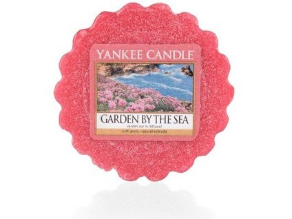 Yankee Candle vosk do aromalampy Garden by the Sea22g