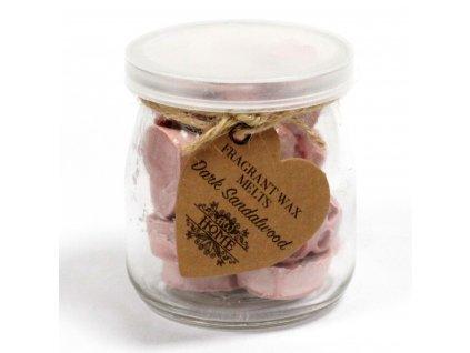 Vonné sojové vosky - Vanilka, Muškátový ořech 300g