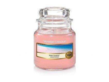 Vonná svíčka Yankee Candle  PINK SANDS 104 g