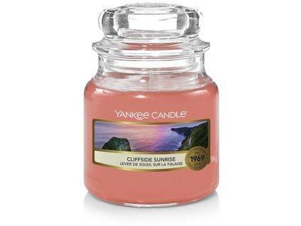 VONNÁ SVÍČKA Yankee Candle  Cliffside sunrise 104 g