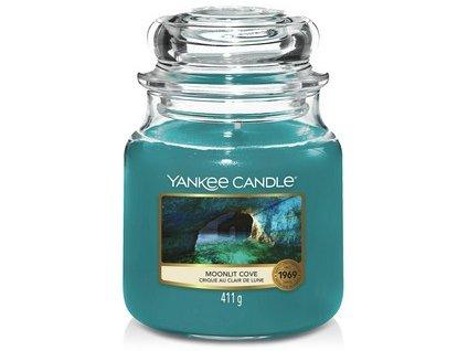 Vonná svíčka Yankee Candle  Moonlit cove  411 g