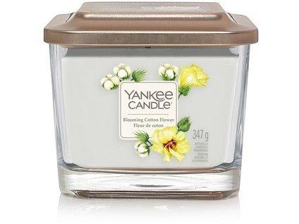VONNÁ SVÍČKA Yankee Candle Blooming Cotton Flower  347g