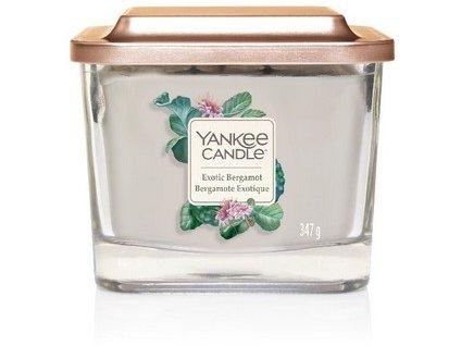 VONNÁ SVÍČKA Yankee Candle Exotic Bergamot 347 g