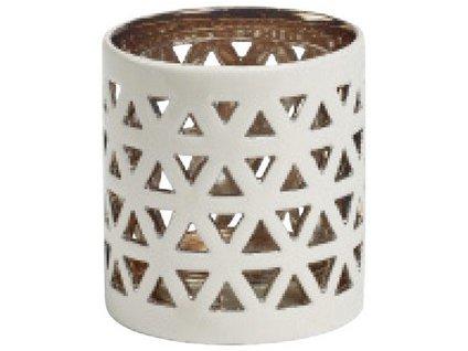 Yankee candle keramický svícen na votivní nebo čajovou  svíčku1 ks