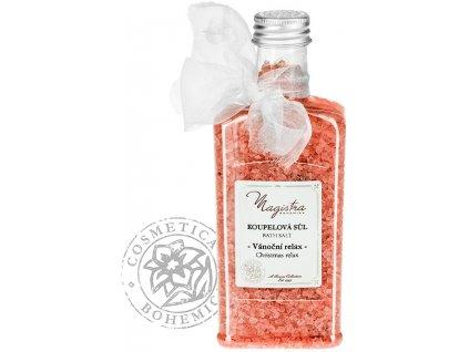 Koupelová sůl VÁNOČNÍ RELAX 320g