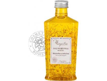 Koupelový olej Magistra MEDUŇKA A MĚSÍČEK 250ml