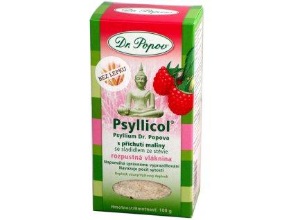 Psyllicol® s příchutí maliny, 100 g
