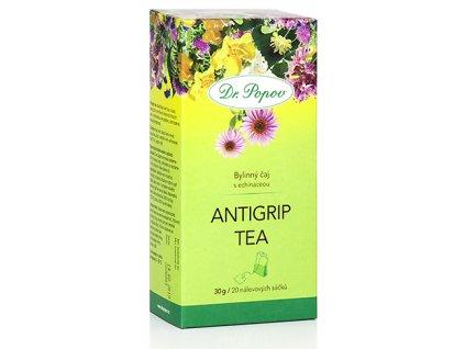 Bylinný čaj ANTIGRIP sechinaceou 30g, (20 sáčků)