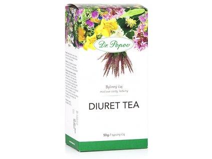 Bylinný čaj DIURET na močové cesty - 50g