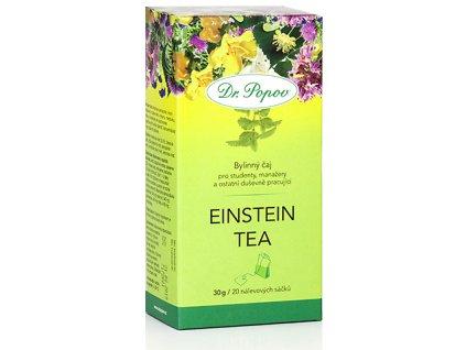 Bylinný čaj EINSTEIN pro studenty a manažery - 30g (20 sáčků)