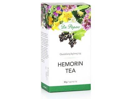 Bylinný osvědčený čaj HEMORIN - 50g