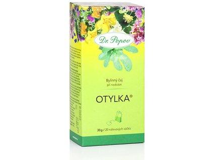 Bylinný sypaný čaj OTYLKA® při nadváze - 30g (20 sáčků)