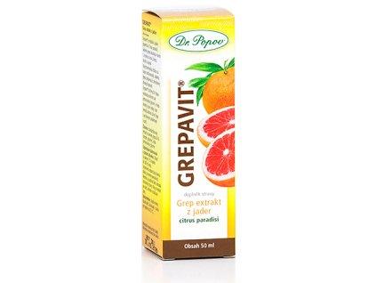 GREPAVIT® – grep extrakt z jader, 50 ml