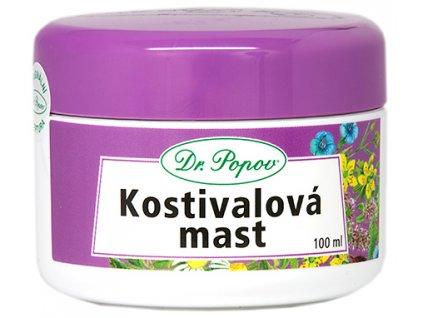 Kostivalová mast, 100 ml
