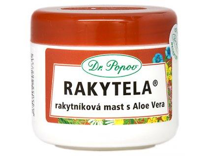 Rakytníková mast s Aloe Vera – Rakytela, 50 ml