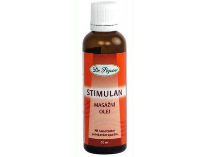 Masážní olej STIMULAN - 50 ml